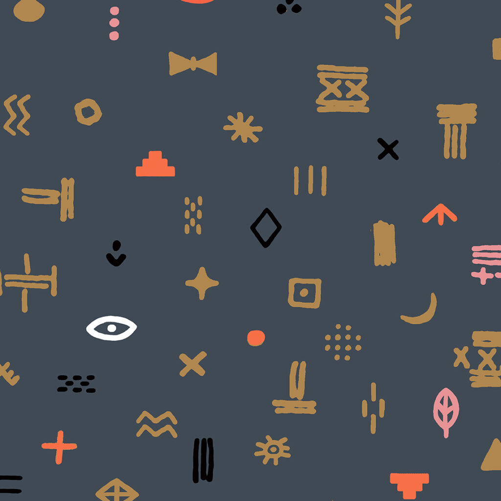 Pattern Berber motives