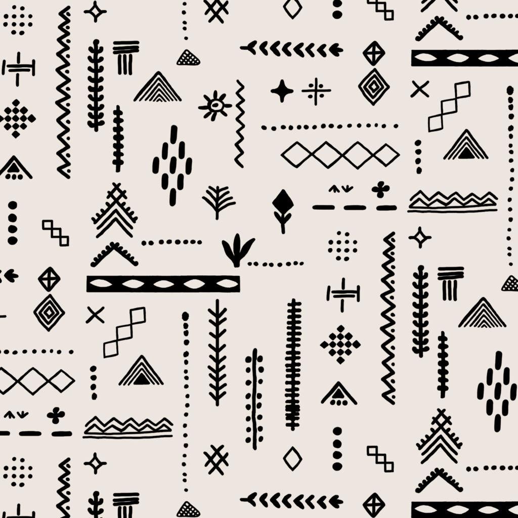 Pattern Morocco