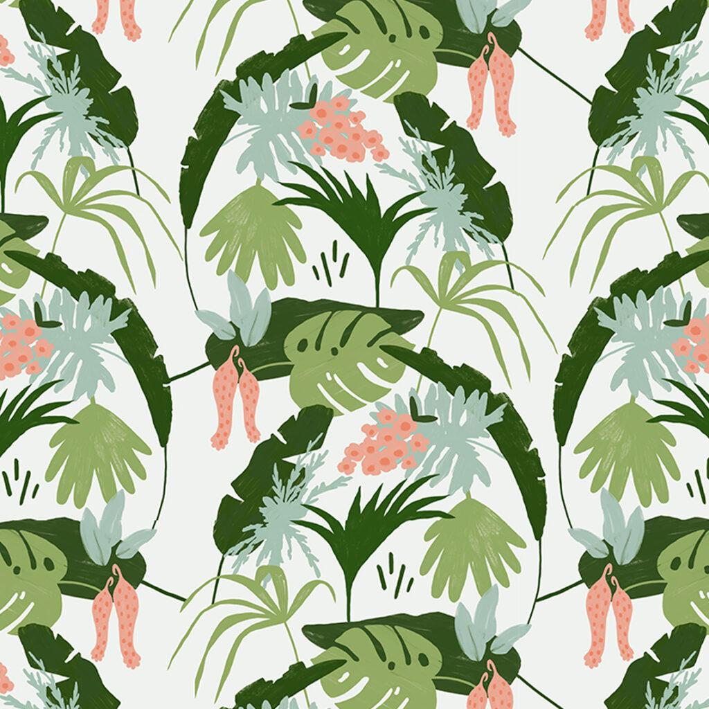 Pattern Botanical