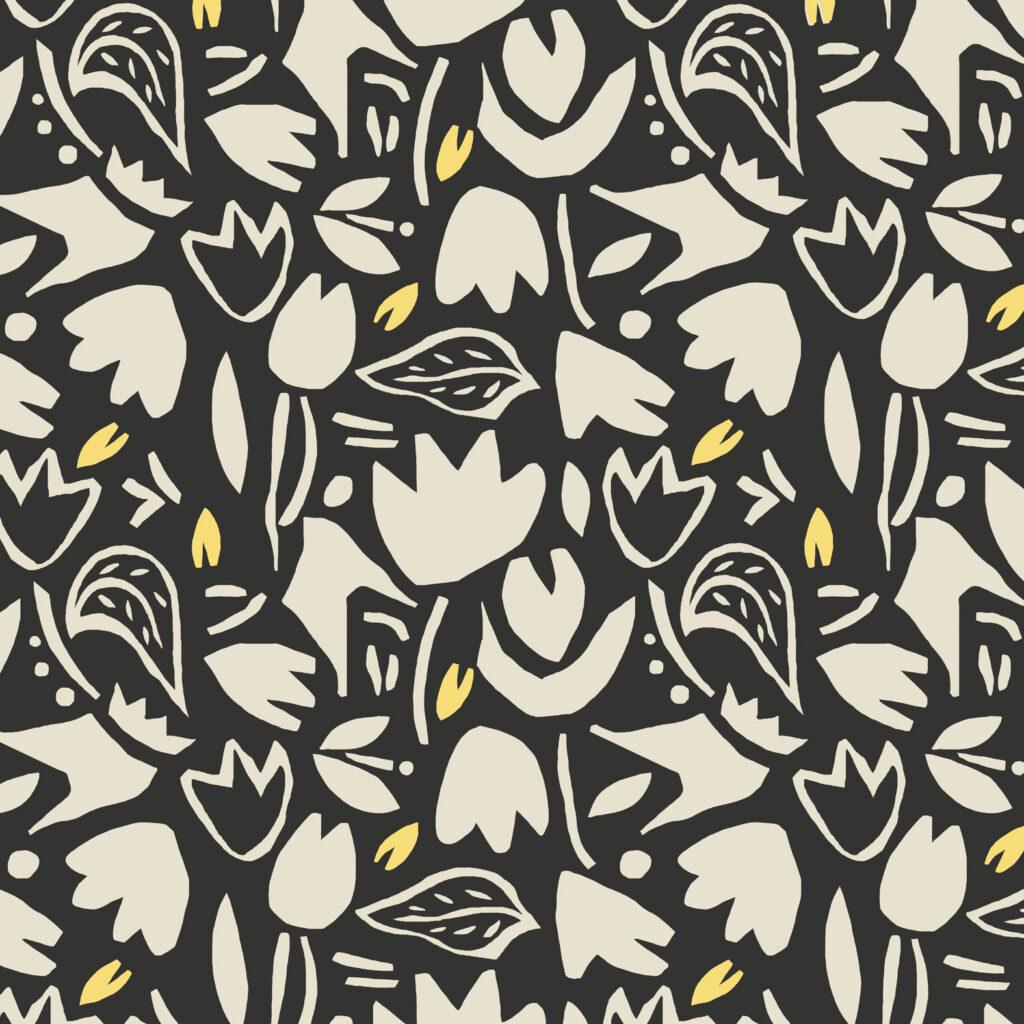 Pattern Tulips