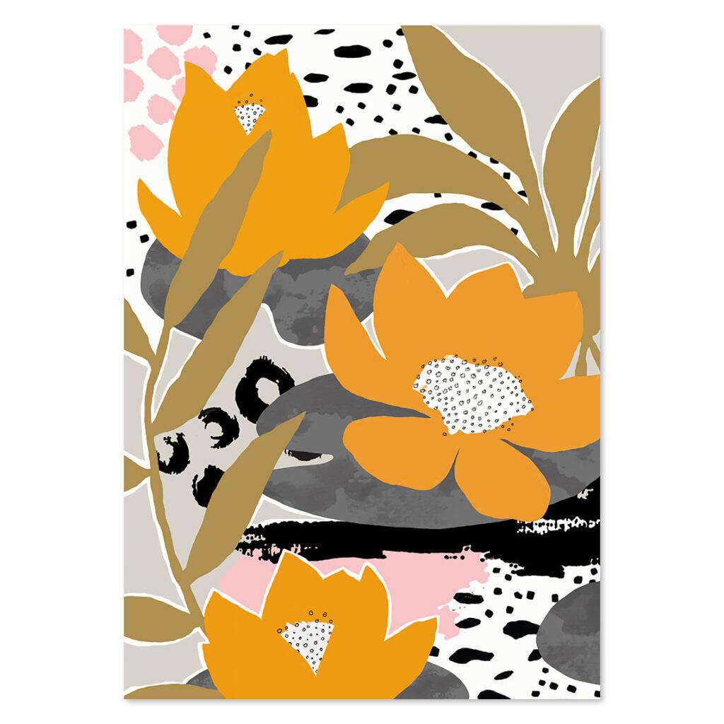 Illustration Wetlandflower
